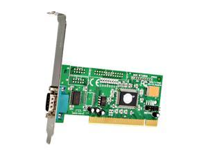 StarTech 1 Port 16550 Serial PCI Card Model PCI1S550