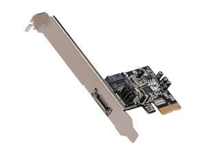 StarTech 1 Port PCI Express eSATA II Controller Card