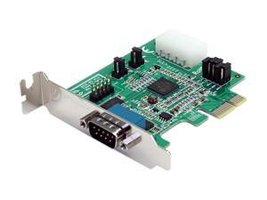 StarTech.com PEX2S952LP 2 Port Low Profile Native RS232 PCI Express Serial Card with 16950 UART