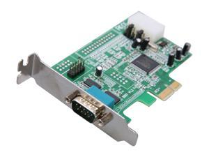 StarTech 2 Port Low Profile Native RS232 PCIE Serial Card with 16550 UART Model PEX2S553LP