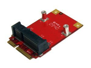 StarTech Half Size to Full Size Mini PCI Express Adapter Model HMPEXADP