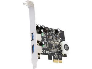 Rosewill RC-505 - 2-Port USB 3.0 PCI Express Card