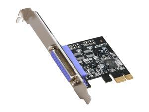 Rosewill RC-302E - PCIe 1-Port Parallel Card
