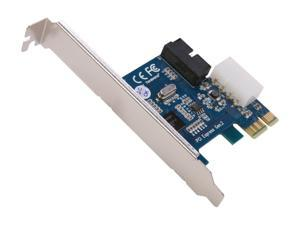 Silverstone PCI Express Card with USB 3.0 Internal Connector Model SST-EC01-P