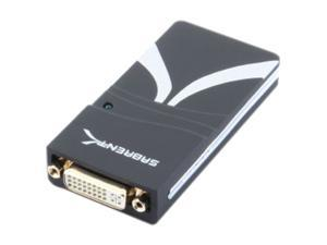 SABRENT USB-1612 Multi-Display USB 2.0 to DVI/VGA or HDMI Adapter High Resolution (Link up to 6 Displays)