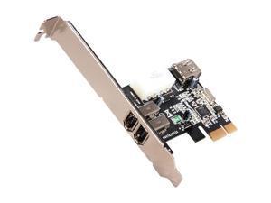 VANTEC 3-Port FireWire 400 PCIe Host Card Model UGT-FW200
