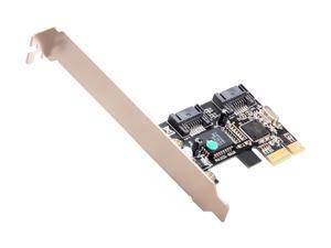 VANTEC 2-Port SATA II 300 PCIe Host Card w/RAID Model UGT-ST420R