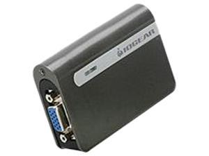 IOGEAR GUC2015VW6 USB 2.0 External VGA Video Card Multi-Language Version (Tri-language Package)