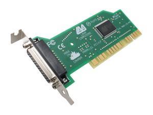 LAVA Computer Low Profile Parallel PCI Card Model PARALLEL-PCI/LP