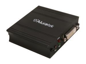 Aluratek AVH100F VGA to HDMI 1080p Video Adapter w/ Audio