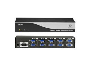 ConnectPRO 10-port 400MHz Video Splitter VSE-110