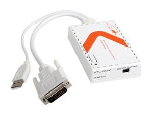 ATLONA DVI to Mini DisplayPort Converter AT-DP200