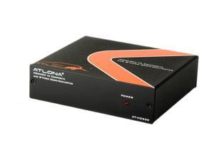 ATLONA HDMI/DVI to Composite and S-Video Down-Converter AT-HD530