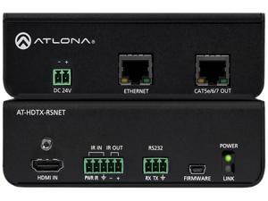 ATLONA Extender & Repeater AT-HDTX-RSNET