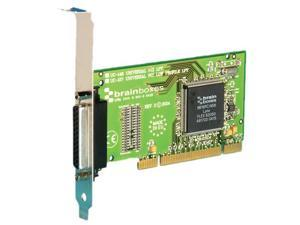 Brainboxes 1 x Parallel Port Printer PCI Card Model UC-146-001