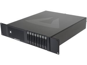 Magma 3 Slot Thunderbolt 2 to PCIe Expansion with 8 drive bays (rack brackets included) Model MG-ROBEN-3TS