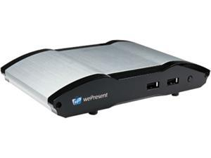 wePresent WiPG-1600 Wireless Collaboration Presentation Solution for Classrooms and Huddle Spaces