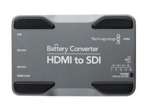 Blackmagic Design SDI to HDMI Battery Converter CONVBATT/SH
