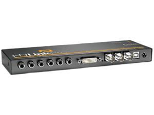 Blackmagic Design HDLink Pro DVI, HDTV-Resolution Monitoring Converter for DVI and HDMI Monitors HDL-DVIPRO