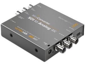 Blackmagic Design Mini Converter SDI To Analog 4K CONVMASA4K