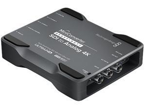 Blackmagic Design Mini Converter Heavy Duty SDI to Analog 4K CONVMH/DUTYASA4K
