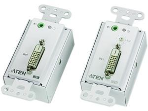 ATEN DVI Over Cat 5 Extender Wall PlateVE606