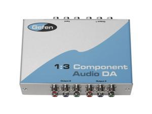 Gefen 1:3 Component Audio Distribution Amplifier EXT-COMPAUD-143