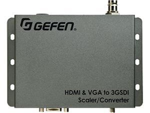 Gefen HDMI & VGA to 3GSDI Scaler/Converter EXT-HDVGA-3G-SC