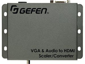 Gefen VGA & Audio to HDMI Scaler/Converter EXT-VGAA-HD-SC