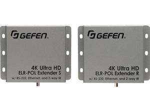 Gefen 4K Ultra HD ELR-POL Extender EXT-UHD-CAT5-ELRPOL