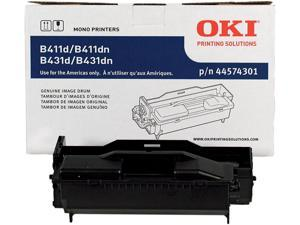 OKI 44574301 Drum unit 30000 page yield&#59; Black