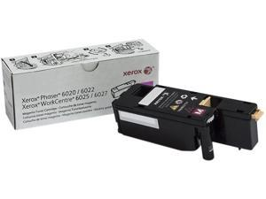 Xerox Toner Cartridge 106R02757 for WorkCentre 6027, Phaser 6022 - Magenta