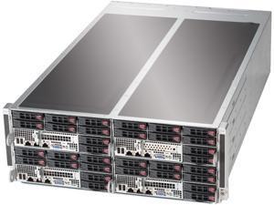 SUPERMICRO SuperServer SYS-F617R2-F73 4U Rackmount Server Barebone (8 Nodes)