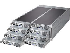 SUPERMICRO SuperServer SYS-F617R3-FT 4U Rackmount Server Barebone (8 Nodes)