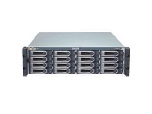 "PROMISE VTE610fS RAID 0, 1, 1E, 5, 6, 10, 50, 60 16 3.5"" Drive Bays Dual 4Gb Fibre Channel host ports