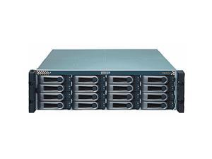 "RAIDAGE VTJ610sD 16 3.5"" Drive Bays Each I/O module has two SAS ports using industry standard Mini SAS 4x wide-port-SAS connectors (SFF-8088), one IN and one OUT for cascading JBODs RAID Sub-Systems"