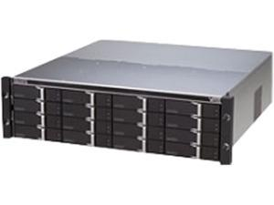 "PROMISE VessRAID VJ1830NAC1C JBOD 12 3.5"" Drive Bays (2) 4-lane 3Gb/s mini SAS ports (SFF-8088)&#59; one IN and one OUT port for cascading JBODs 2U 12-Bay 16TB RAID Sub-System"