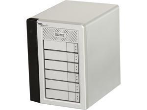 "PROMISE Pegasus R6 PR6HD18TUS RAID 0/1/5/6/10 6 3.5"" Drive Bays Thunderbolt RAID Sub-System (18TB)"