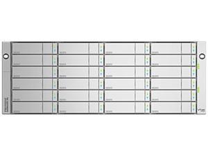 "PROMISE VTrak x30 Series E830FSNX RAID 0, 1, 1E, 6, 5, 10, 50, 60 24 3.5"" Drive Bays 8G FC Single-Controller 4U/24-bay 8G FC Single-Controller RAID Subsystem"