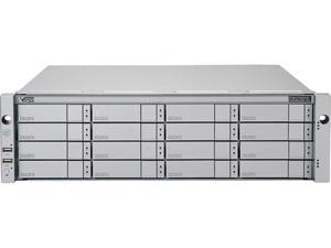 "PROMISE VR2600FISUBA 1 1E 3 5 10 0+1 0 3+0 50 60 16 3.5"" Drive Bays 16-Bay 3U FC + ISCSI to SAS/SATA Three Redundant PSU Single-Control"