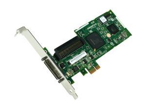Adaptec SCSI Card 29320LPE 2248700-R PCIe x1 Controller Card, Single