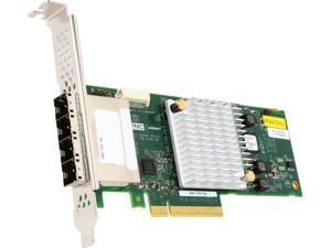 Adaptec 1000 2288200-R (1000-16e ) 8-Lane PCIe Gen3 Low-Profile, MD2 SATA / SAS 12 Gb/s PCIe Gen3  Host Bus Adapter