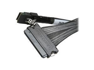 Adaptec 2231700-R mini SAS x4 (SFF-8087) to x4 (SFF-8484) SAS Cable - 0.5M