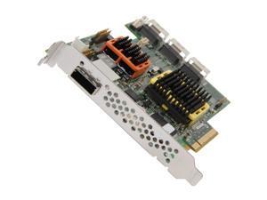 Adaptec 2268100-R PCI-Express x8 SATA / SAS SAS RAID Controller Plug-in Card
