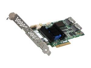 Adaptec 2271200-R PCI-Express 2.0 SATA / SAS RAID 6805 Controller Card, Kit