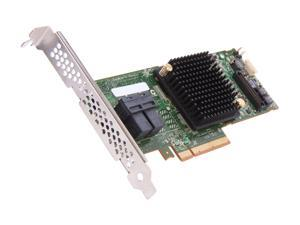 Adaptec 2274200-R 7805Kit PCI-Express 3.0 x8 Low Profile Ready SATA / SAS RAID Controller Card