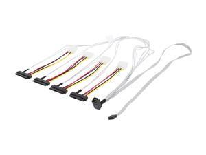 Adaptec 2279600-R ACK-I-rA-HDmSAS-4SAS-SB-.8M Cable