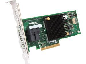 Adaptec Series 7H Family 7805H PCI-Express 3.0 x8 MD2-Low Profile SATA / SAS Host Bus Adapter (HBA)