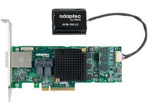 Adaptec 8885Q (2277100-R) PCI-Express 3.0 x8 SATA / SAS 8 Internal & External Ports SAS/SATA RAID