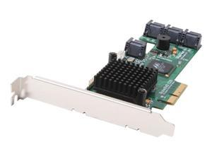 HighPoint RocketRAID 2320 PCI-Express x4 SATA II (3.0Gb/s) RAID Controller Card